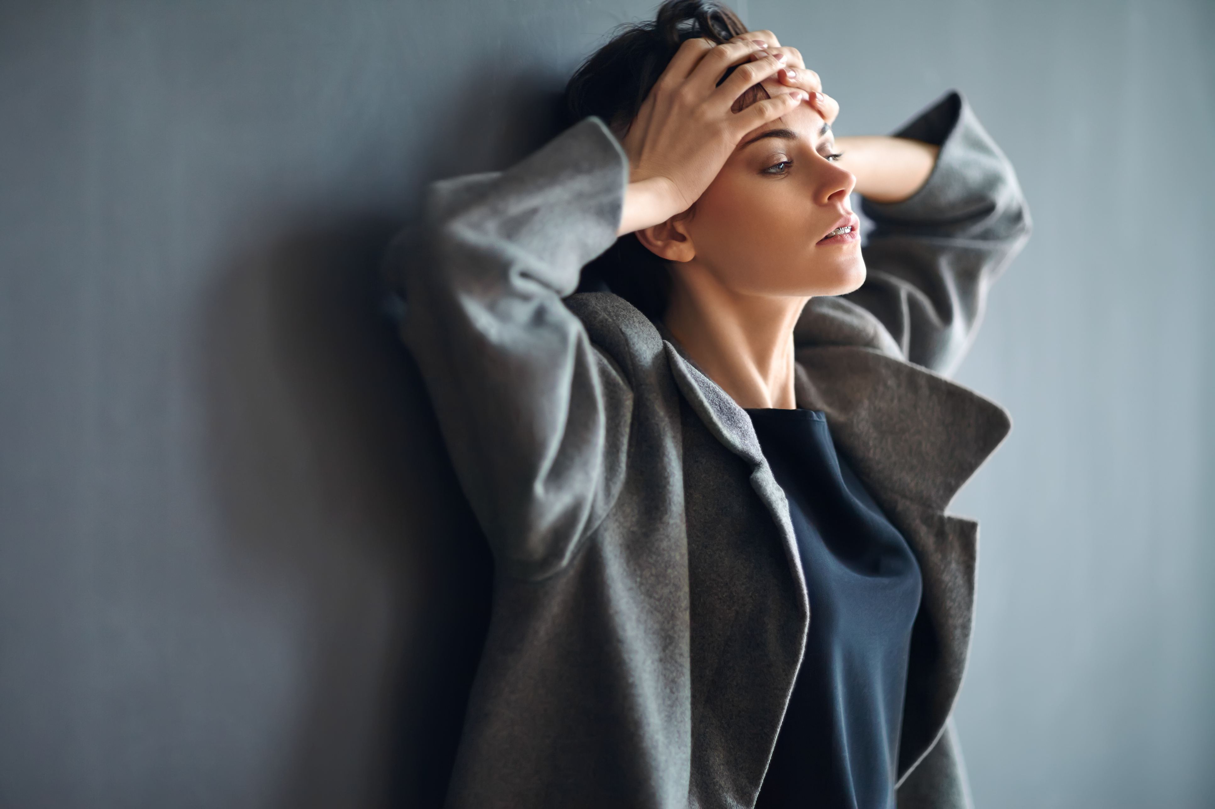 Estrés fertilidad mujer